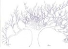 Tree drawing analysis :: Patricia Field, Graphologist